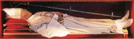 Corpo di S. Anselmo da Baggio