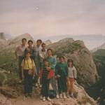 Vacanza sulle Dolomiti - 1990