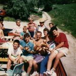 Vacanze sulle Dolomiti - 1990