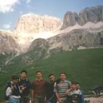Vacanze sulle dolomiti - 1991