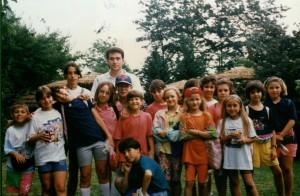 Gita a Calcinate - 1996