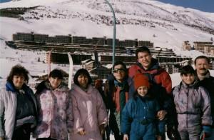 Gita a Sestriere - 1996
