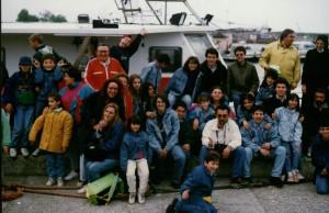 Gita a Ravenna - 1997