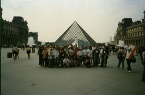 Giornata Mondiale dei Giovani - Parigi - 1997