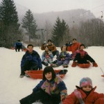 Gita a Gressoney - 1998