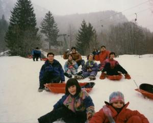 Gita a Gressoney - 1998