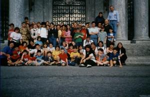Oratorio estivo - Venegono - 1998
