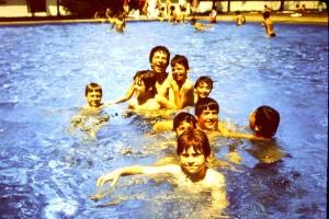 1981 - 1982 Piscina Oratorio Feriale - Parco delle Groane