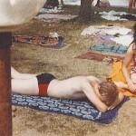 Piscina Parco delle Groane - 1983