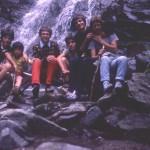 Gita nei dintorni di Alpe Pianello - 1983