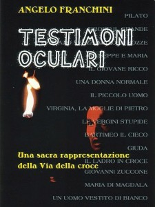 "Locandina ""Testimoni Oculari"""