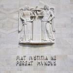 Sia fatta giustizia affinché non perisca il mondo