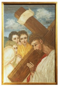 VIII stazione - Gesù consola le pie donne
