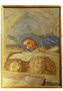 XIV stazione - Gesù è sepolto