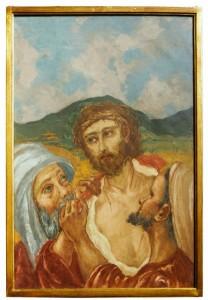 X stazione - Gesù spogliato