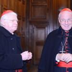 Schönborn: dialogo sulle sfide pastorali. L'incontro con i sacerdoti